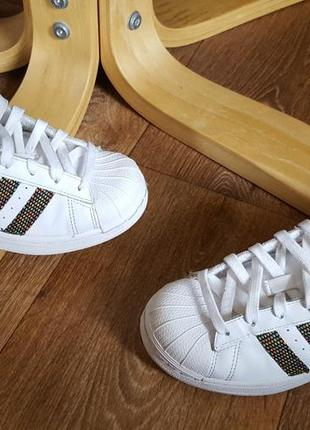 Кроссовочки adidas superstar originals