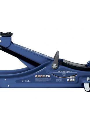 Домкрат гидравлический подкатной, 2 т, Lo W Profile, 80-380 мм...