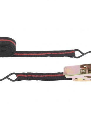 Ремень багажный с крюками, 5 м, храповой механизм Automatic// ...