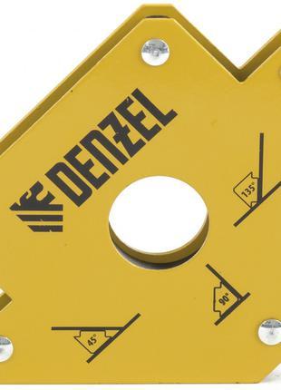 Фиксатор магнитный для сварочных работ, усилие 23 кг Denzel