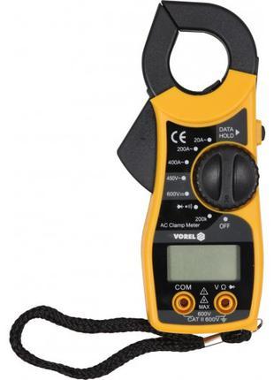 Мультиметр - клещи цифровой VOREL 81801