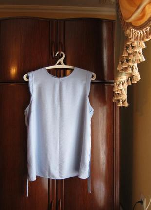 Модная блуза next, размер-20/48, модель 2017 года