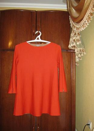 Туника-платье cos, шерсть, размер m