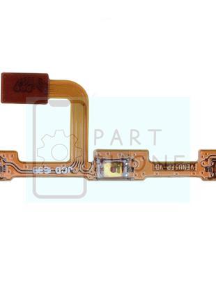 Шлейф Huawei P9 Lite VNS-L21 с кнопками громкости и включения