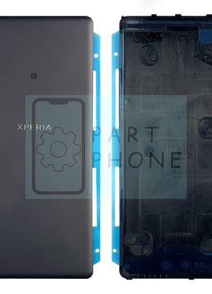 Задняя крышка Sony Xperia XA F3111 F3112 F3113 серая