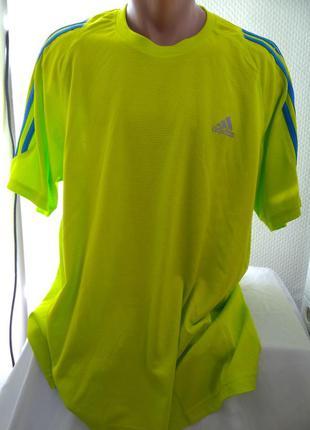 Спортивная футболка adidas clima cool xl