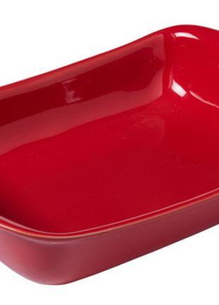 Форма PYREX Supreme red 30х20 см