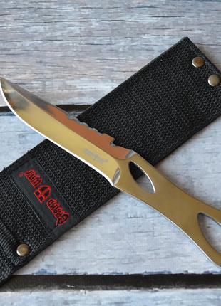 Нож метательный Игла, с тканевым чехлом в комплекте