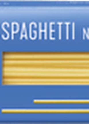 Макароны BARILLA Classiсo # 5 Spaghetti (спагетти) 500г