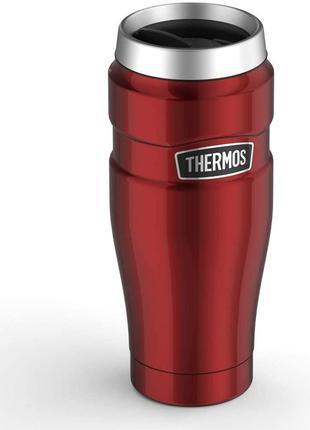 Термокружка без ручки 0,47л Thermos Stainless King Travel Tumb...