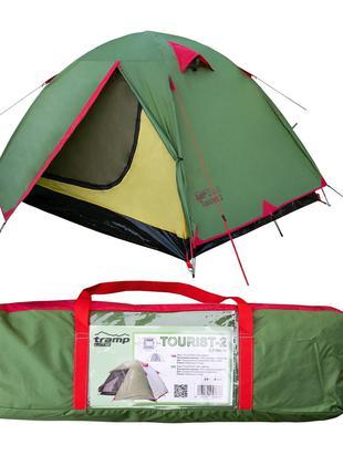 Палатка Tramp Lite Tourist 2. Палатка туритическая