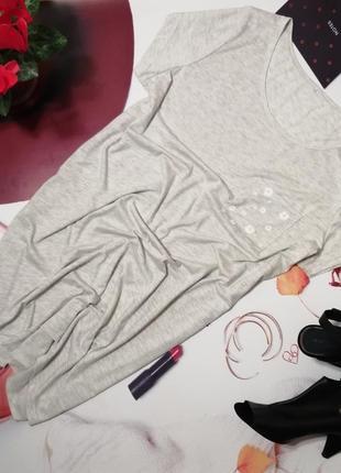 Ночная сорочка george, хлопок, размер 20-22