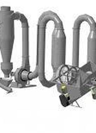 Оборудование для производства брикетов PINI KAY (Б/У)
