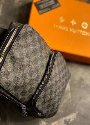 Lux качество! шикарный рюкзак lv avenue sling🎒 louis vuitton