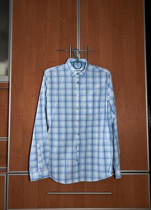 Брендовая мужская рубашка calvin klein