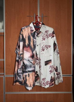 Брендовая мужская рубашка от signum