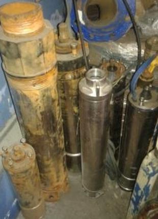 Ремонт скважинных насосов