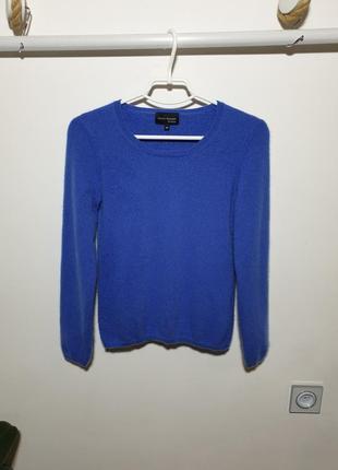Кашемировая кофта джемпер свитер enrico rosselli donna