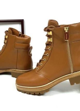 Женские кожаные  ботинки michael kors. оригинал, привезены из ...
