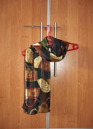 Женский красивый шарф. корея