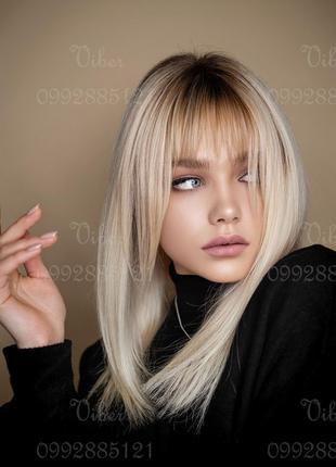 6️⃣5️⃣ и 1️⃣0️⃣0️⃣cm Парик Перука Наращивание Волос Осветление...