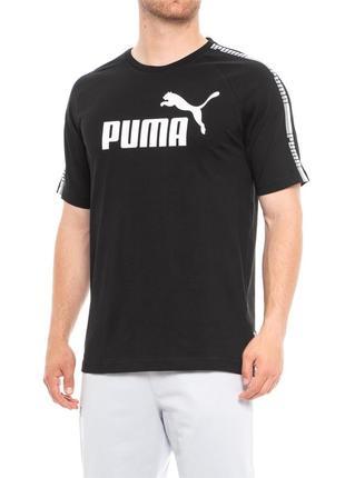 Футболка puma tape оригинал из сша р.l