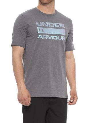 Чоловича футболка under armour team issue wordmark graphic ори...