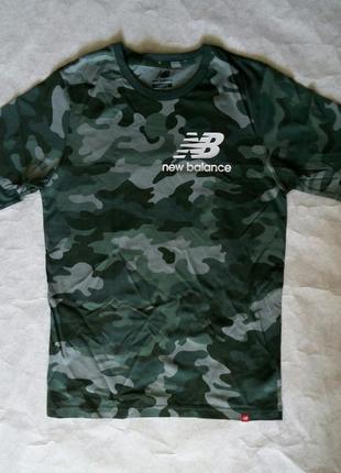 Молодіжна футболка new balance оригинал р м
