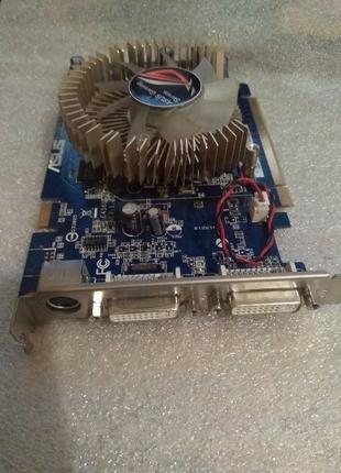 Видеокарта Asus GeForce 8600 GT