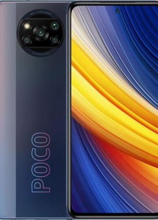 Смартфон Xiaomi Poco X3 Pro 6/128GB Dual Sim Phantom Black