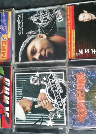 CD музыка коллекционное