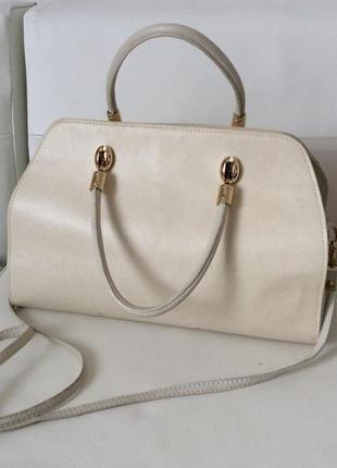 😻временное снижение цены😘 сумка кожа италия