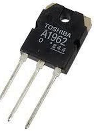 Транзистор 2SA1962 Si-P, 230/230V, 15A, 130W, 25MHz