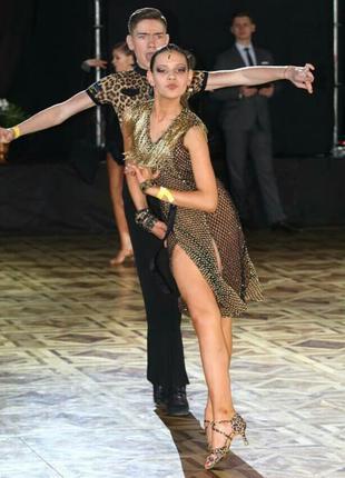 Продається плаття для спортивно- бальних танців ЛАТИНА