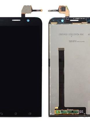 Дисплей asus zenfone 2 (ze550ml) в сборе с сенсором black