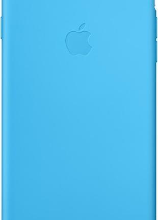 Чехол (Silicone Case) для iPhone 6, iPhone 6S Original Blue