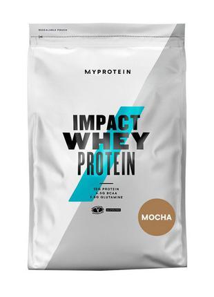 Протеин сывороточный концентрат MyProtein Impact Whey Protein ...