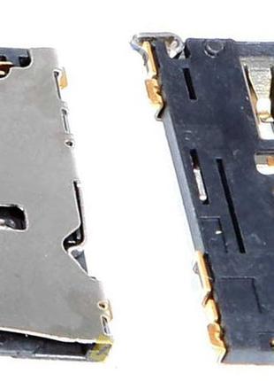 Сим коннектор HTC One X