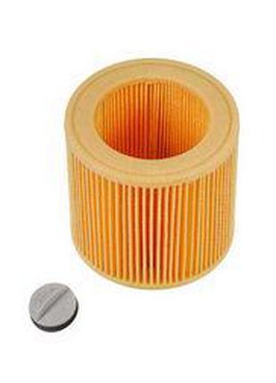Фильтр HEPA цилиндр. для пылесоса H=116mm Karcher 6.414-552.0
