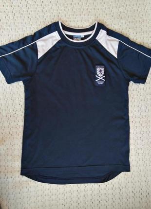 Детская футбольная форма футболка 8-9 лет