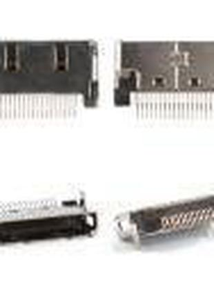 Коннектор зарядки Samsung X150, X160, X200, X300, X500, X520, ...