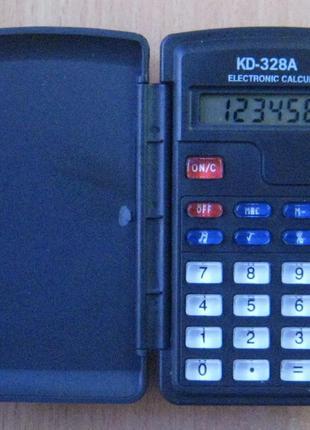Калькулятор карманный Kenko KD-328A