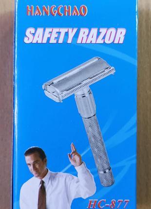 Станок для бритья в железной коробке HC-877