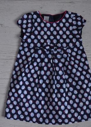 Платье  на 1,5-2