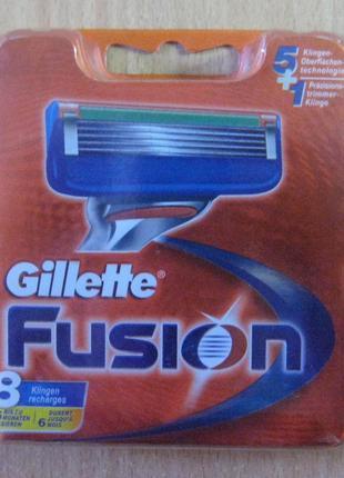 Кассета для бритья Gillette Fusion