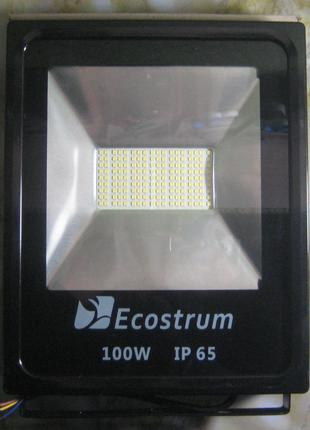 Прожектор светодиодный Ecostrum 100 Вт