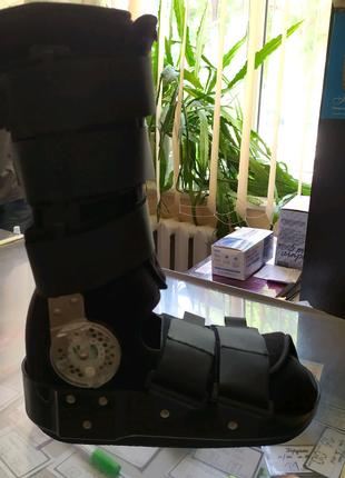 Ортез на голеностопный сустав сапожок Orlett Has-301. Размер XL