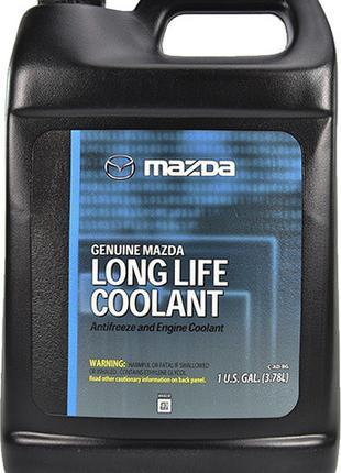 Антифриз Mazda Long Life Coolant (зеленый) концентрат 3.785л 0...