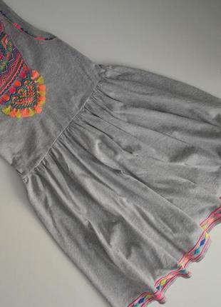 Платье monsoon на 9-10л.