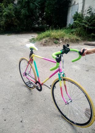 Велосипед, хвз база, самосбор, кастом, фривил, шоссе